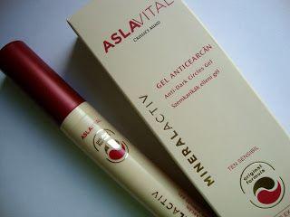 Crissie's Mind: Review: Gel anticearcăn Aslavital Mineralactiv