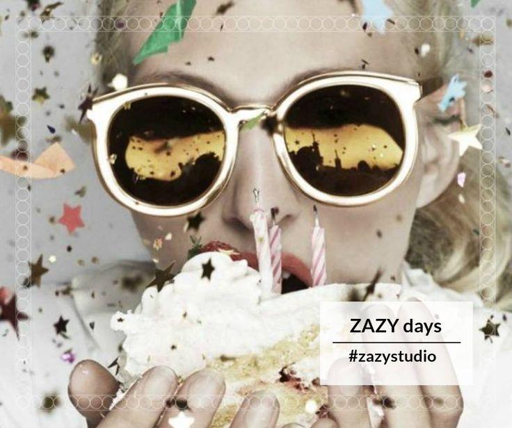 Acele zile în care decizi să îți oferi un răsfăț, acelea sunt ZAZY days. Așa cum vrei tu să fie, așa le primești de la noi.  Ți-am spus că avem locuri de joacă pentru copii în fiecare cameră a studioului nostru?  Află detalii cu răsfăț: https://web.facebook.com/zazy.ro/app/208195102528120/ #zazystudio #zazydays #decembrie #cluj