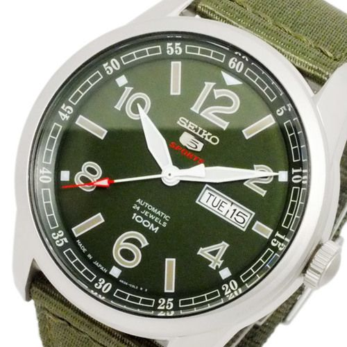 Seiko Men's 5 Sports Automatic 100m Watch SRP621J1 - In Stock, Free Next Day Delivery, Our Price: £164.99, Buy Online Now