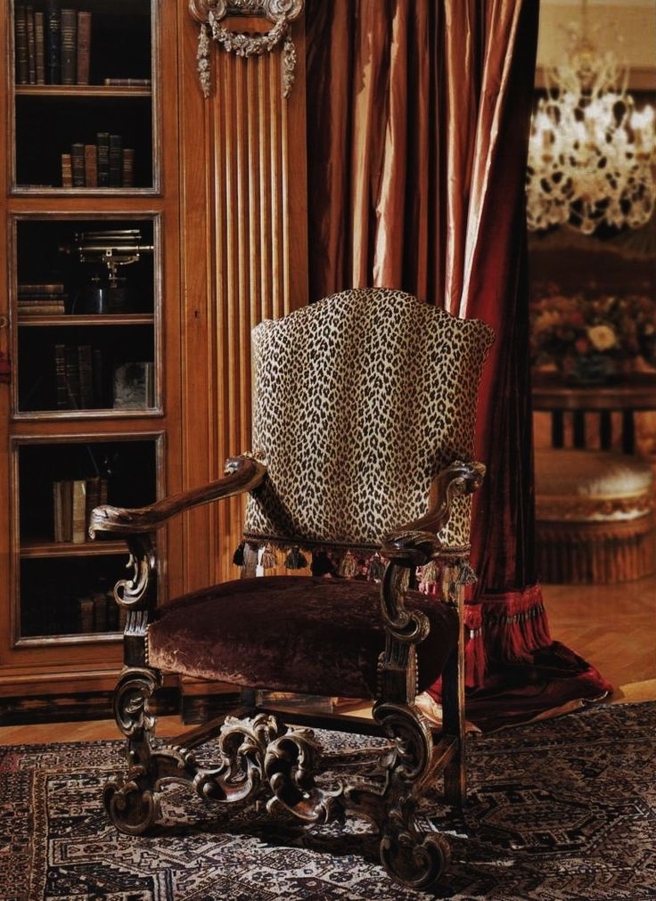 Mobili Provasi From Italy. Aristocratic Environment.