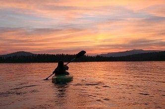 Lake Front, Sunset Views, Diamond Lake, Spokane/ Newport, WA