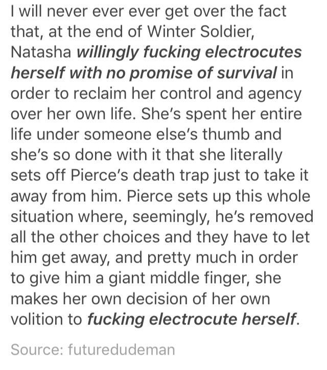 Natasha freaking Romanoff