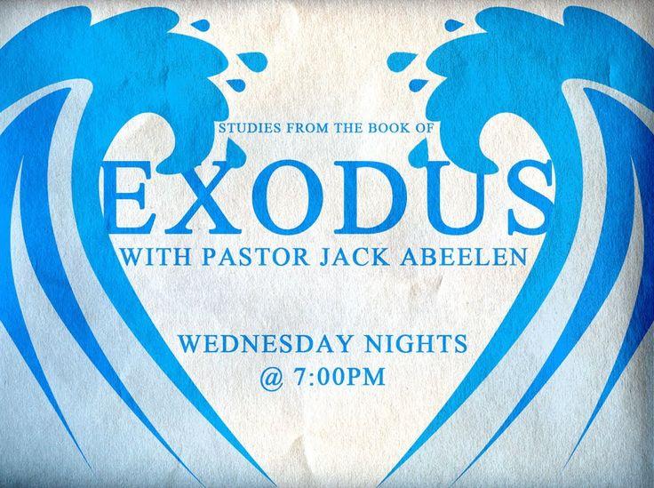 Exodus 13-14 - Leaving Egypt Behind