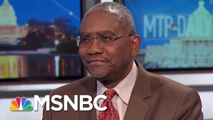 Gregory Meeks: President Donald Trump Wants To Make America 'Just White'   MTP Daily   MSNBC - YouTube