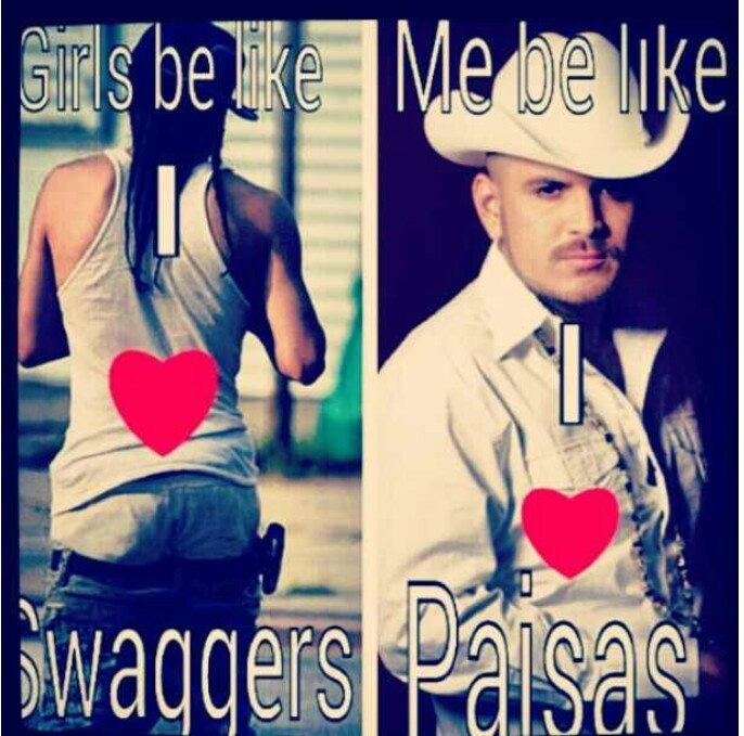 I ♥ Paisas *Just not that one...