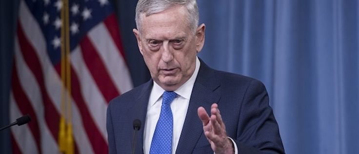 Poll: Mattis Is The Most Popular Member In Trump's Cabinet