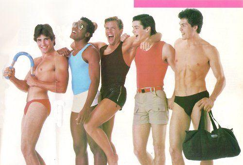 Oh Yeah Gay Men Run the 80s! | Gay Pride | Pinterest