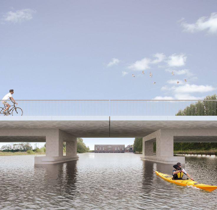 Tenderontwerp vervanging brug Stroomkanaal Lemmer, i.o.v. Reimert i.s.m. Tauw…