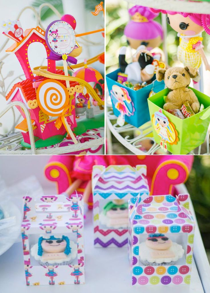 Lalaloopsy themed birthday party FULL of ideas  Via Kara s Party Ideas  KarasPartyIdeas com. 17 Best images about Lalaloopsy Party Ideas on Pinterest