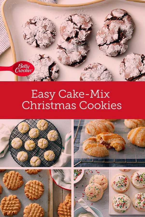 Betty Crocker Christmas Cookies 2020 Looking to simplify your holiday baking routine this year? These