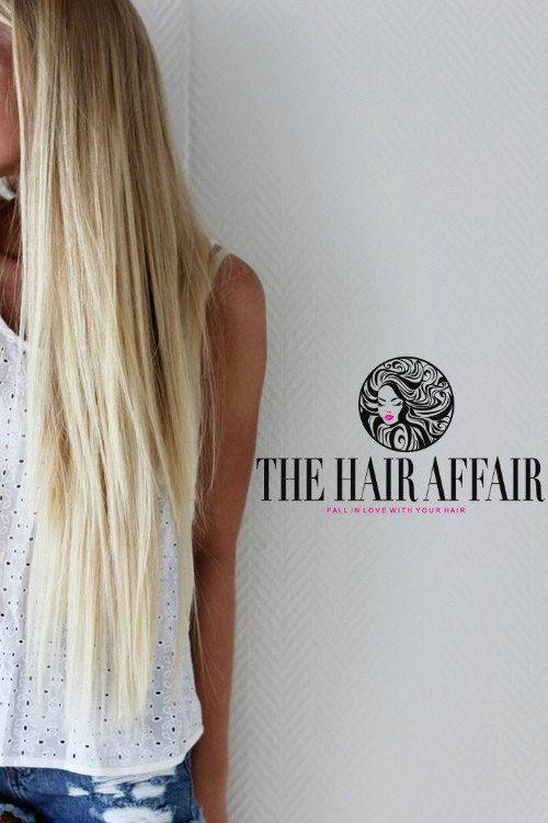 22 Inch Bleach Blond Clip In Hair Extensions by TheHairAffair, $29.99