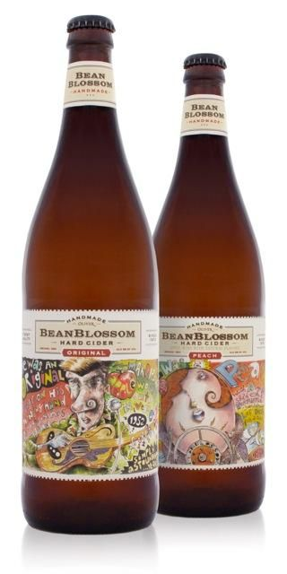 Hard cider stands out in relaunch   Packaging World #Labels