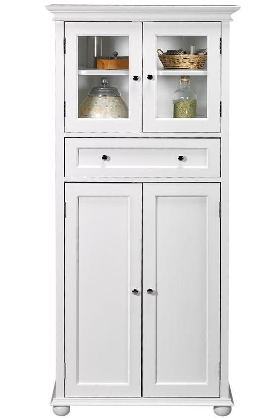 Picture Gallery Website Home Decorators Collection Hampton Harbor in H Linen Storage Cabinet with Doors in The Home Depot