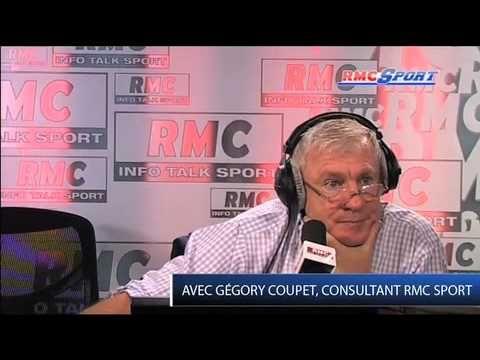 Luis Attaque / Grégory Coupet répond à Raymond Domenech - YouTube