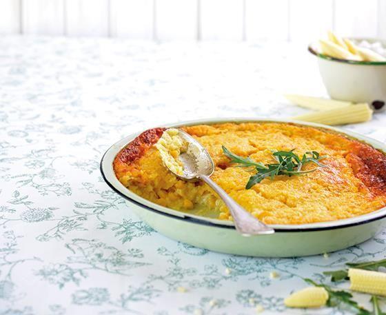 Vrouekeur | Celeb food: André Venter - Sweetcorn tart