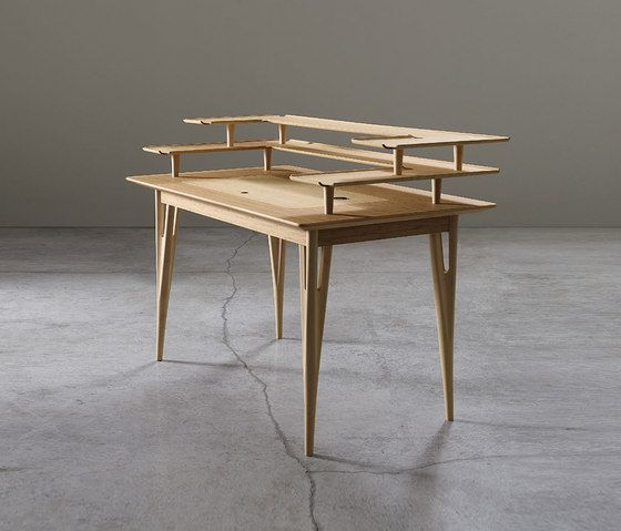 Bureaus | Home office | Victor Writing desk | adele-c | Mario. Check it out on Architonic