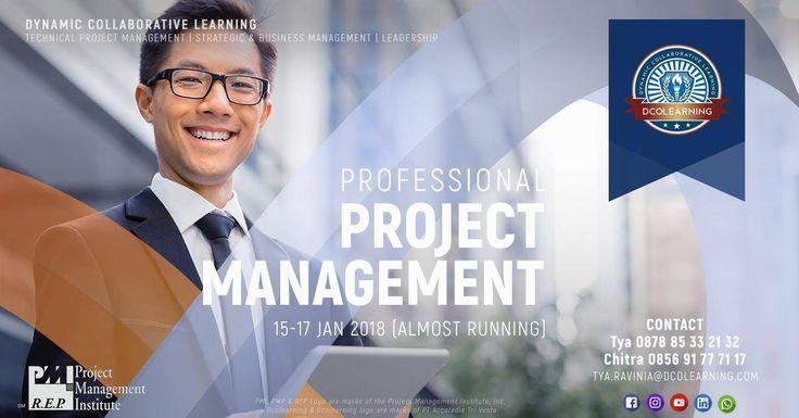 Professional Project Management Training Jakarta  #training #projectmanagement #jakarta #schedule #2018