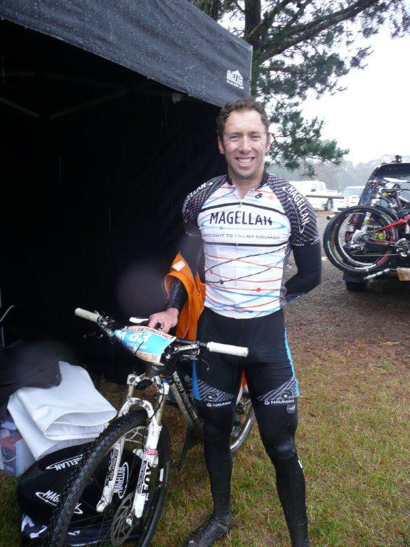 Magellan Sponsored athlete James Lamb