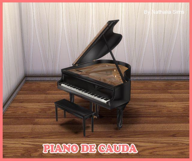 Piano de Cauda | Nathalia Sims                                                                                                                                                                                 Mais