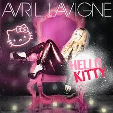 Avril Lavigne- hello kitty cover
