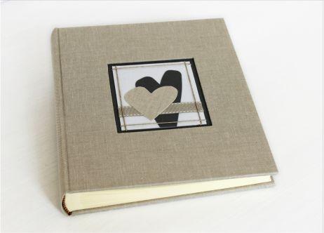 ALBUM 20cm x 25cm - legatoria cartabianca, album matrimoniali, personalizzati, fatti a mano,porfolio matrimoniale, diari, quaderni, partecipazioni