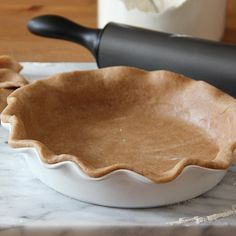Use our cinnamon-spiced pie crust for pumpkin, apple and sweet potato pies.