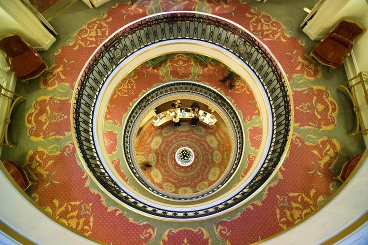 The Rotunda  http://www.theritzlondon.com/index.html