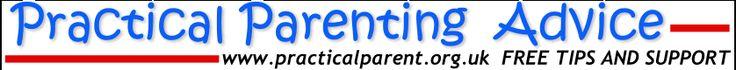 Practical Parenting Advice - children's behavior problems, child behaviour problems, FREE parenting tips, behavior management, parenting newsletter, child psychology, parent training, parenting courses, running groups,