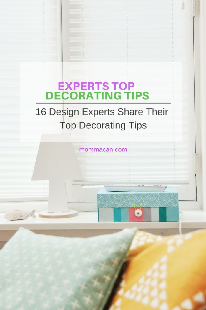 Design Blogging Experts Share Their Best Tips What do you get when each blogging design experts ask each other a design question? So many ideas that you can�t wait to hop in the car and get you shop on at the local Flea Market, Antique Fair, Hardware Stor