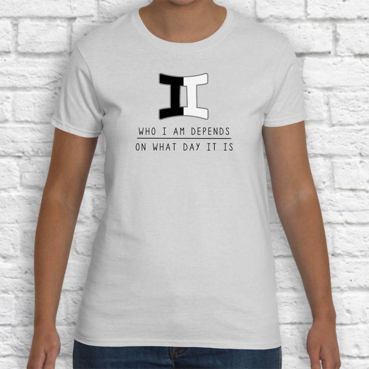Gemini Shirt, Gemini Star Sign, Astrology Shirt, Gemini Gift, Custom shirt, May Birthday, Zodiac T-Shirt, Astrology, June Birthday, June Top by LoveLuniq on Etsy
