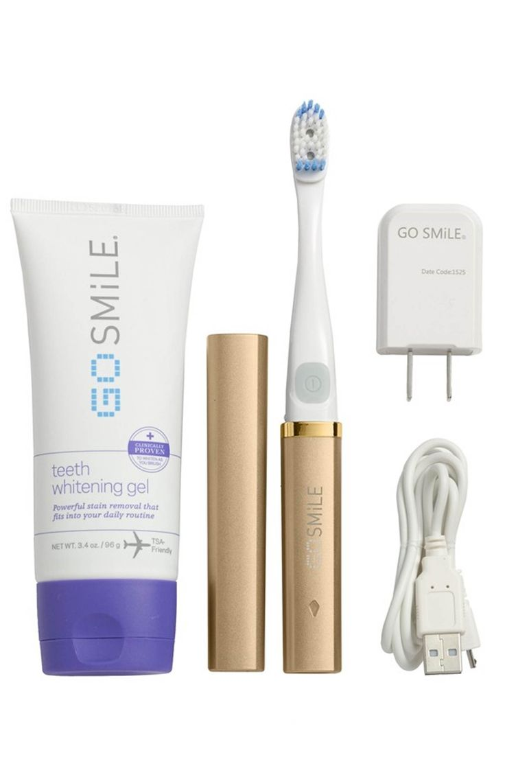 Main Image - GO SMiLE® 'Dental Pro On-the-Go - Sonic Blue' Teeth Whitening System