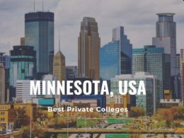 Best Private Colleges in Minnesota, USA in 2020 | Study ...