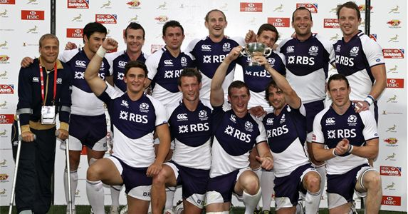 Samoa 7 vs Scotland 7 Rugby Scores Live - World - Sevens World Series - South Africa