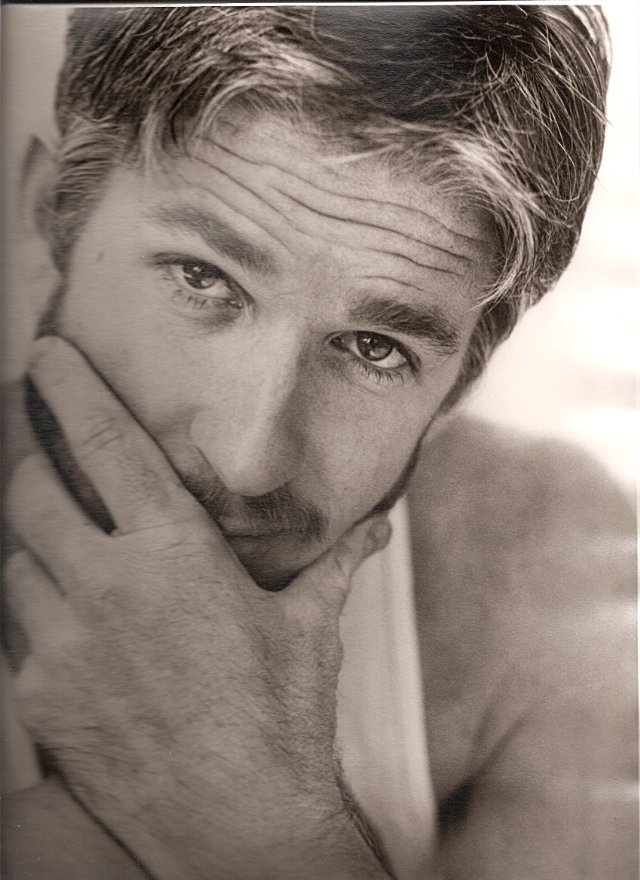 Actor Matthew Modine used to work as a chef at Au Natural in Manhattan.