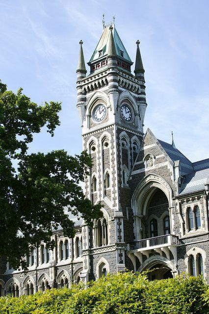 University of Otago, Dunedin, New Zealand