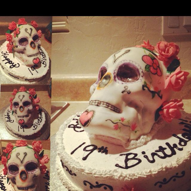 1000+ Ideas About 19th Birthday Cakes On Pinterest