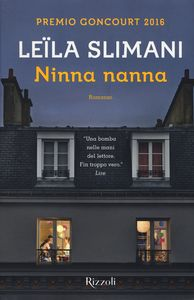 Libro Ninna nanna Leïla Slimani