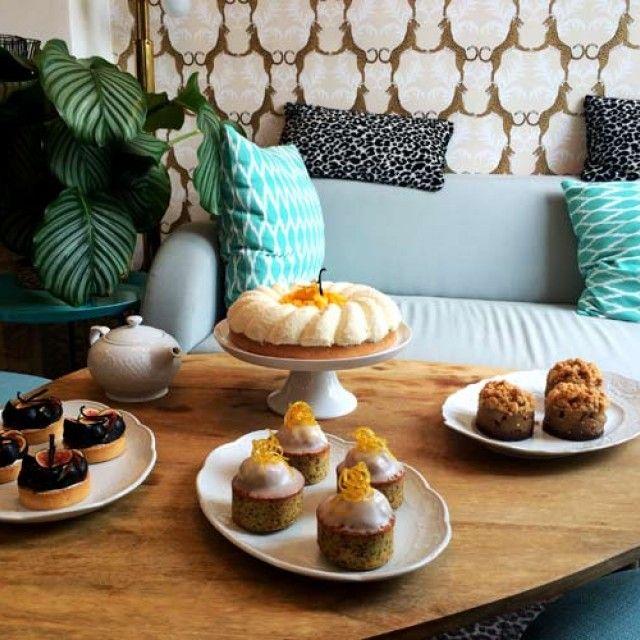 Hoeja Un Coffe Shop Tres Scandinave Et Peruvien