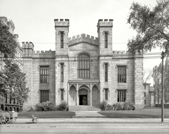 Wadsworth Ateneum, Hartford, CT