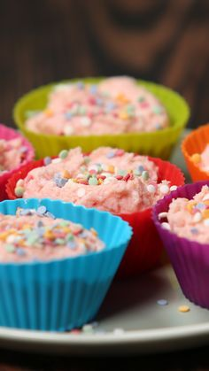 How to make Angel Delight Mini Cheesecakes
