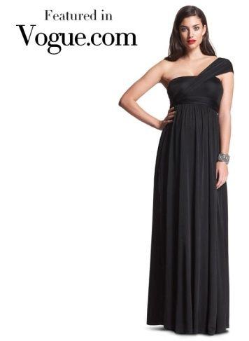 The Wrap Column Dress | Designer Maternity Dress | Isabella Oliver Maternity Dresses for wedding | Big Fashion Show designer maternity dresses