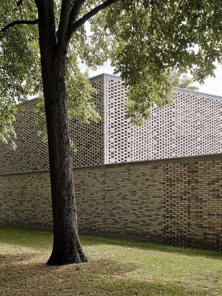 Nuevo crematorio de Basilea. Architekturbüro Garrigues Maurer | TECTÓNICAblog