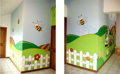 Murales en Colegios