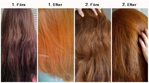 Är det möjligt att bleka håret på ett naturligt sätt? Visst är det! Här är tre enkla behandlingar.