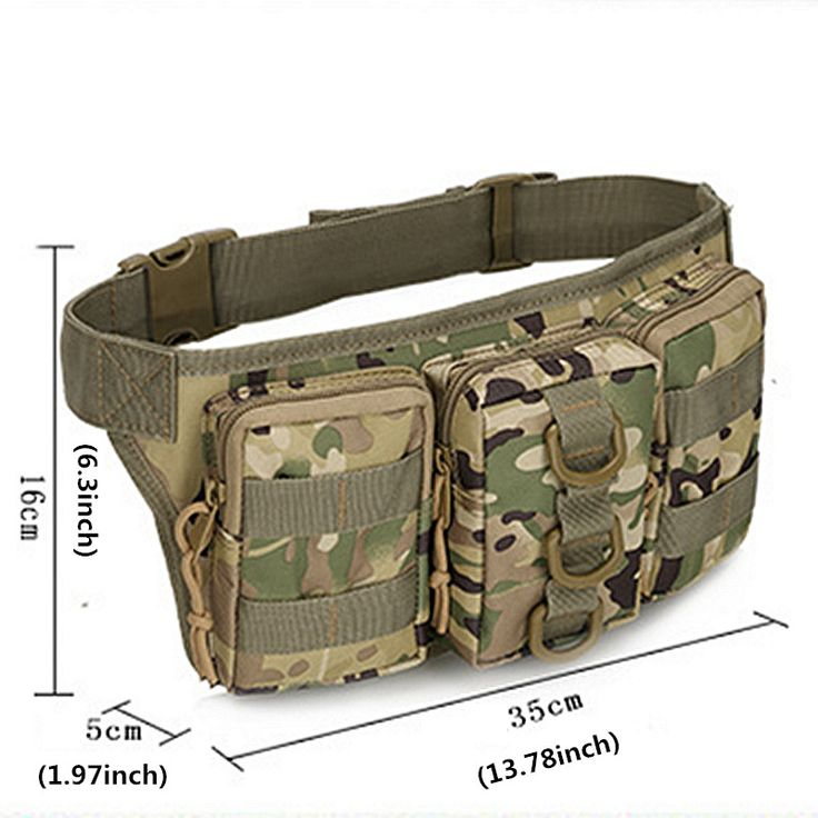 Outdoor Camouflage Military Waist Bag Hot Professional Camping And Hiking Tactical Pouch New Cycling Army Molle Bag-in Climbing Bags from Sports & Entertainment on Aliexpress.com | Alibaba Group