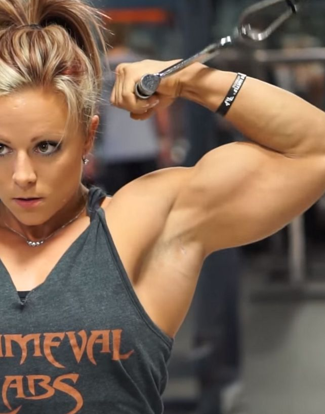 Danielle Reardon #fitness #motivation #muscle