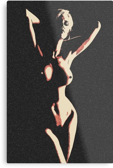 The shadows - naked woman •  Also available as T-Shirts & Hoodies, Men's Apparels, Women's Apparels, Stickers, iPhone Cases, Samsung Galaxy Cases, Posters, Home Decors, Tote Bags, Pouches, Prints, Cards, Mini Skirts, Scarves, iPad Cases, Laptop Skins, Drawstring Bags, Laptop Sleeves, and Stationeries #erotic #mature #adult #home #decor #metal #print #canvas #art #sexy #naughty #kinky #sensual  #homedecor