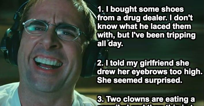 48 Incredibly Short, Clean Jokes That Are Actually Funny.