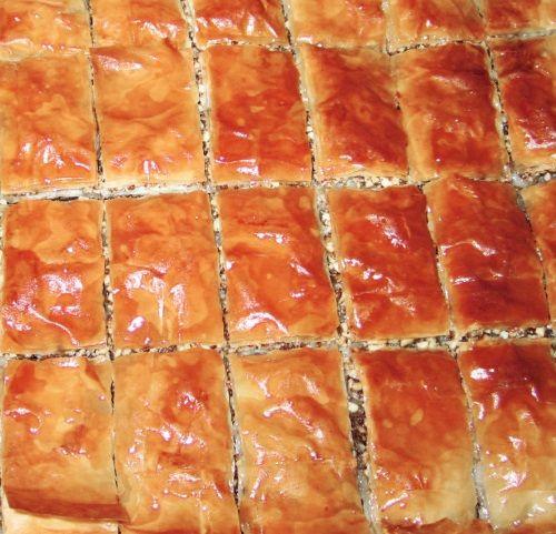 Baclava - Retete culinare - Romanesti si din Bucataria internationala