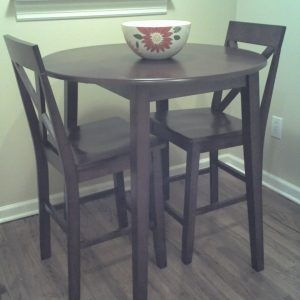 Tall Round Table For Kitchen